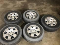 Колеса 265/65/17 Toyota 6*139 FJ Prado 120/150/Pajero/Surf/Hilux