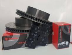 Тормозные диски Brembo Перфорированные Hyundai | KIA | Creta |