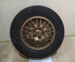 Зимние колёса R15 на Nissan/Toyota/Honda, 4шт., цвет диска: бронза