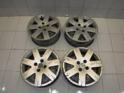 Диски литые R16 комплект Citroen C2 (2003-2009)