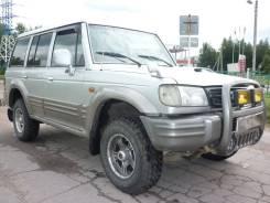 Hyundai Galloper, 1999