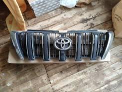 Решетка радиатора Тойота Ленд Крузер Прадо 150 2009 - 2012