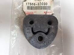 Подушка крепления глушителя Toyota 17566-35030