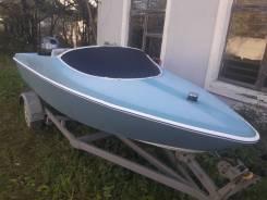 Продам лодку Yamaha 50л. с.