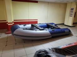 Надувная моторная лодка Алькор - Аквилон СВ 390