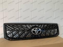 Решетка радиатора TRD Toyota Land Cruiser Prado 120 Тюнинг Видео обзор