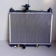 Радиатор Toyota Yaris / VITZ / ECHO / Platz 1 / 2SZ-FE 99-05
