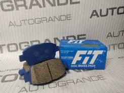 Колодки тормозные передние FIT FP0822