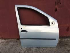 Дверь боковая передняя правая для Renault Logan