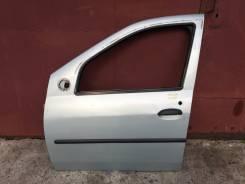 Дверь боковая передняя левая для Renault Logan