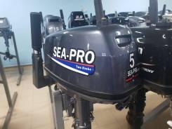2х-тактный лодочный мотор Sea Pro (сиа про) Т 5S Sea-Pro