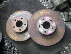 Диск тормозной перед Subaru Forester, Impreza , Legasy