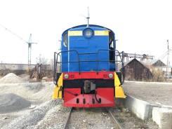 Тепловоз (локомотив) тгм 4А