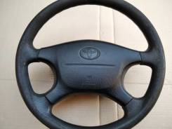 Подушка безопасности водителя Toyota Carina E AT190L