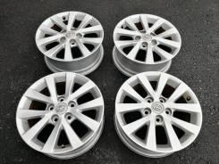 Оригинальные литые диски Тойота R16, 5/114 Made in Japan
