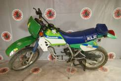 Мотоцикл Kawasaki KLR250, 1998г, полностью в разбор