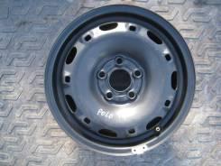 Диск колесный R14 VW Polo sedan
