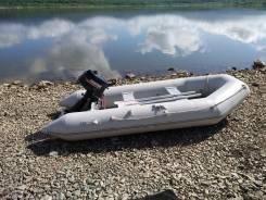 Продам лодку ПВХ длина 3.3м