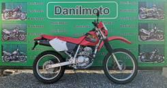Honda XR 250, 2001