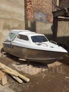 """Продам Катер """"Wyatboat-470П""""(водомет) полурубка"""