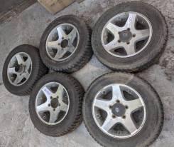 "Диски Suzuki Escudo, Jimny, Niva, Уаз - 16"", 6,5JJ, 5x139.7, ET +25"