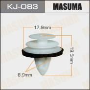 Клипса пластиковая крепежная Masuma* KJ-083 Masuma