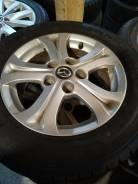 Продаю диски литые Mazda 5*114, 3R15 из Японии без пробега по РФ