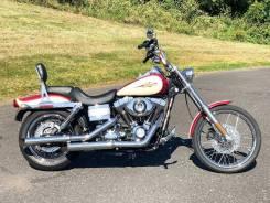 Harley-Davidson Dyna Wide Glide, 2007