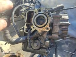 Часть двигателя оригинал на мопед Дио АФ56