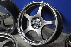 Японские диски Impul NS-GT2 R17 4*100 7J ET42