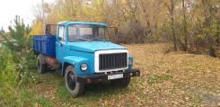 ГАЗ 3307, 1993