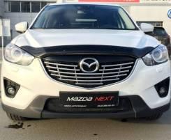 Mazda CX 5 2012 - 2017 SIM Дефлектор капота (Мухобойка)