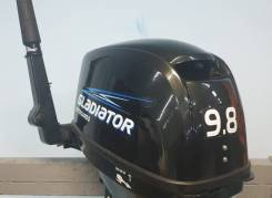 2-х тактный Лодочный мотор Gladiator 9.8 Б/У