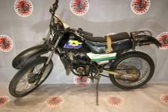 Мотоцикл Suzuki TS 50, 1992г, полностью в разбор