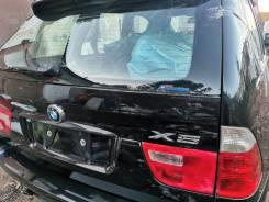 Подсветка номера BMW X5 E53