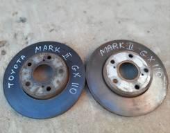 Диск тормозной Toyota MARK 2 GX 110