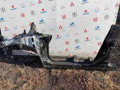 Порог кузовной Nissan Tiida C11.