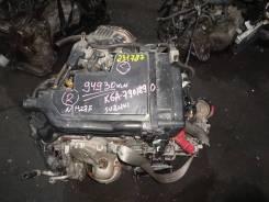 Двигатель+КПП Suzuki K6A, 660 куб. см Контрактная Suzuki [231787]