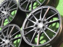 Отличный комплект литья R17 5x100 HRS 7J +45