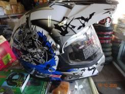 Шлем кроссовыи