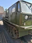 КМЗ АТС-59, 1985