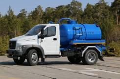 МВ-4 на шасси ГАЗ-С41R13 вакуумная