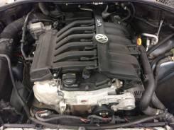 Двигатель 3.6 FSI BHK Volkswagen touareg 2008