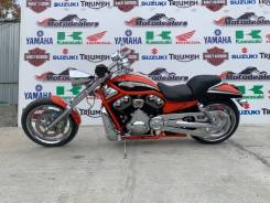 Harley-Davidson Screamin Eagle CVO V-Rod VRSCSE, 2008
