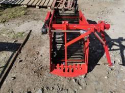 Картофелекопалка Stars MR1020S NEW смещенная, каскадная на трактор.
