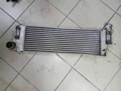 Радиатор интеркулера Renault Scenic 2 2007 [8200700172]