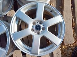 Bridgestone GIRO японские диски R17 5*100 7j вылет 53 Цо 73,1 Тойота