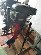 Лодочный мотор гибрид 7 лс четырёхтактный