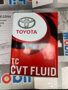 Трансмиссионное масло Toyota CVT Fluid TC, 08886-02105 4 л
