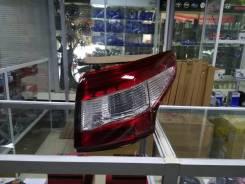 Стоп-сигнал Nissan Qashqai 2014-17, правый